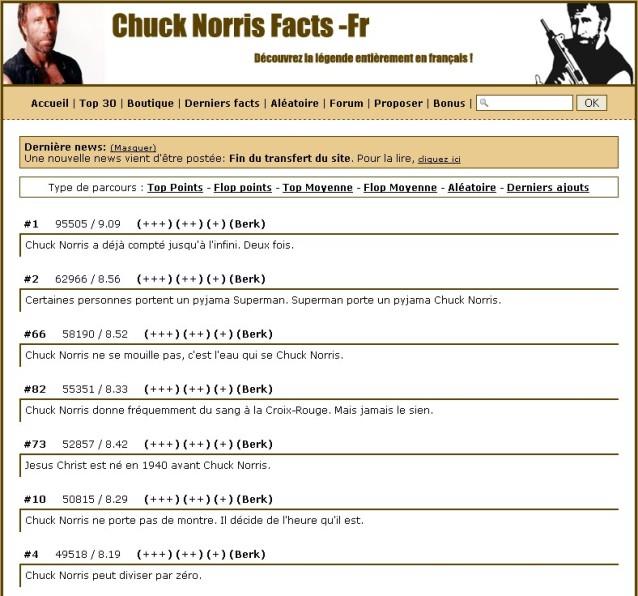 Chuck norris is my god ou comment se taper un fou rire humour dtente fabr - Chercher chuck norris sur google ...